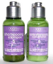 L'OCCITANE Aromachologie Schampoo und Conditioner je 75 ml