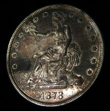 1878 S TRADE SILVER DOLLAR - BU/UNC PROOFLIKE - NICE TONE!!!
