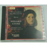GERARD LESNE/GENS/SEMINARIO MUSICALE Motets SCARLATTI CD 1994 Veritas EX++