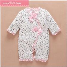 22'' Reborn Girls Doll Bebe Clothes For Newborn Baby Handmade Christmas Clothing