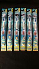 ORAJEL Paw Patrol Toddler Soft Toothbrushes Lot of 6.