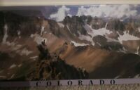 COLORADO Panoramic Jigsaw PUZZLE NEW IN SEAL 500 PIECES.