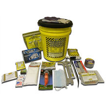 Emergency Survival Kit Bucket, Deluxe, 2 Person, 3 Day Earthquake Disaster Kit