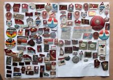 3. Collection of pins, Lenin (factories, institution with the name of Lenin)