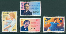 Historical Events Mint Never Hinged/MNH Icelandic Stamps