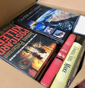 🌟📚Wholesale 25 hardback books FICTION BOOKS BUNDLE GOOD QUALITY JOBLOT📚🌟