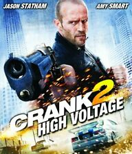 Crank 2: High Voltage (2 Disc, Fully Charged Edition) BLU-RAY NEW