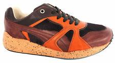 Puma Trinomic XS500 X Miitaly Mens Trainers Brown Made In Italy 357262 02 B9C