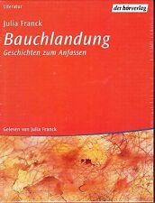 MC Bauchlandung - Julia Frank - der hörverlag - NEU/OVP