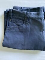 R.M WILLIAMS THE BUSH OUTFITTER MEN'S NAVY BLUE SHORTS SZ 36, Free Postage