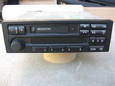 BMW Z3 In Dash Cassette Player W/CD Controll Capability  E36 E34 E32 E31 E30 Z3