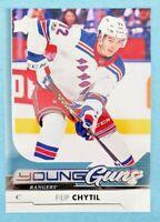 2017-18 Upper Deck #227 Filip Chytil YOUNG GUNS RC: NY Rangers