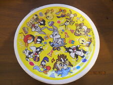 NEW 10 BABY LOONEY TUNES LUNCH PLATES PARTY SUPPLIES TWEETY SYLVESTER BUGS BUNNY