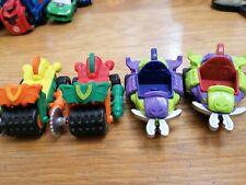 Super Zings Bundle Of Vehicles X 4