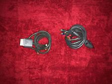 Xbox 360 Component HD AV Cable Cord+10ft HDMI Cable v2.0 for Xbox 360 Models