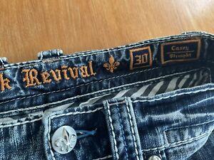 rock revival jeans Herren Größe 30