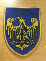 POLAND PATCH POLICE ANTITERROR SWAT TEAM - ORIGINAL