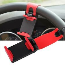 Universal Clip Car Steering Wheel Bike Mount Holder For All Mobile Phone GPS BST