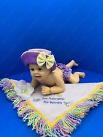 """Ashton Drake Galleries  """"Too Adorable For Words"""" Baby Dolls by Sherry Rawn"""
