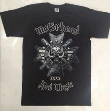Motorhead Men's Bad Magic T-shirt Black Small