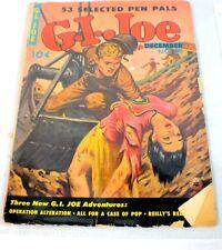 GI Joe Comic Book #36 (1954)
