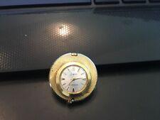 Watch , Antimagnetic, Parts/Repair Vtg Sheffield Goldtone Pendant