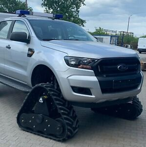 Ex-Demo ACF track conversion for Ford Ranger 4x4 pick up