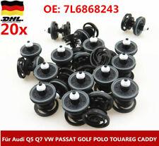 20x Türverkleidung Clips Klips Für VW Golf Passat Polo Bus T5 Caddy 7L6868243