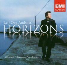 Various Composers : Horizons - A Personal Collection of Piano Encores CD (2006)