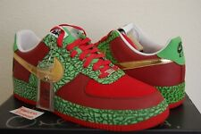 Nike Air Force 1 Low Supreme I/O Questlove 11 **SIGNED** 318931 671