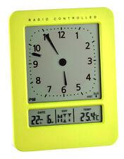 Radio-réveil TFA 60.2530.04 Heure radio-pilotée DCF-77 température interne