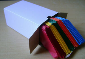 NEW 100 CRACKER HATS PAPER TISSUE PERFECT FOR HOME MADE CHRISTMAS CRACKERS CRAFT