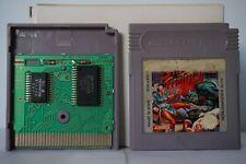 Street Fighter 2 II Game Boy gameboy spiel Nintendo game boy gb 1995 clean PAL