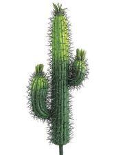 "23"" Saguaro Cactus w/Leaves (pack of 3) Desert Silk Artificial Plants Decor"