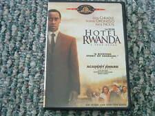Hotel Rwanda (2005) Dvd Don Cheadle True Story