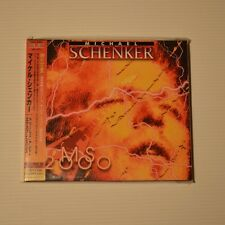 MICHAEL SCHENKER - MS 2000 - 2001 JAPAN CD DIGIPACK FIRST PRESS