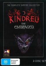 Kindred - The Embraced ( TV vamprire series) (DVD, 2011, 2-Disc Set)