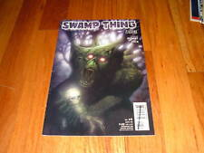 Swamp Thing 26 Joshua Dysart Jock Vertigo Dc 2006 comic book