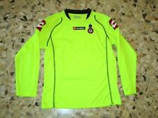 Maillot jersey shirt maglia ancien OGC NICE GARDIEN Annees 90 LOTTO