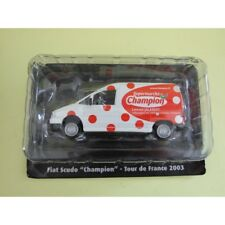 FIAT SCUDO CHAMPION Tour De France 2003 NOREV pour ATLAS 1:43