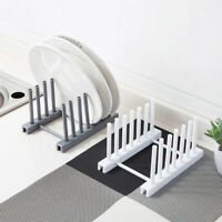 Practical Kitchen Storage Dish Cup Dryer Drying Rack Holder Organizer Plate Dish