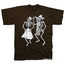 Tattoo Rockabilly Gothic Tanz Skull Metal Totentanz T-Shirt *1156 br