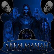 Akem Manah – Demons Of The Sabbat CD Akem Manah is a doom metal band from Oreg.