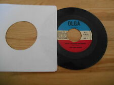 """7"""" Pop Hep Stars - Bald Headed Woman / Lonesome Town OLGA REC ABBA disc only"""