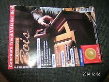 L'Atelier Bois n° 47 Faire Secretaire Bar-desserte Table basse Colonnette..