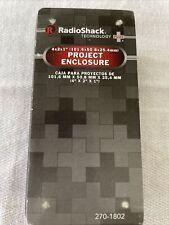 Radioshack Project Enclosure Box 4x2x1 1016x508x254mm 270 1802 2701802