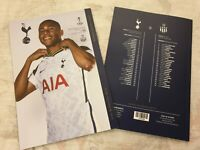 Tottenham Hotspur Spurs v Lask EUROPA LEAGUE Programme 22/10/20! READY TO POST!!