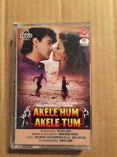 Akele Hum Akele Tum - Anu Malik Bollywood Cassette - Melody Venus 1st Edition UK