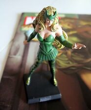 Statuetta The Classic Marvel - Enchantress - L'Incantatrice con fascicolo