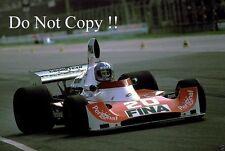 Renzo Zorzi Williams FW03 Italian Grand Prix 1975 photo
